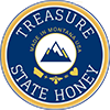 Treasure State Honey Logo